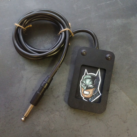 Batman - Handmade Exodus Foot switch