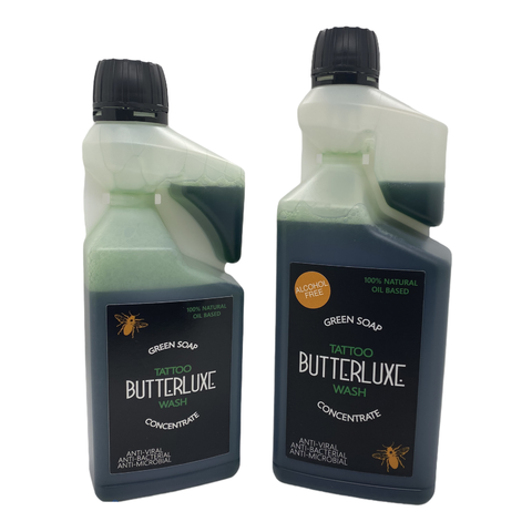 Butterluxe Concentrated Green Soap
