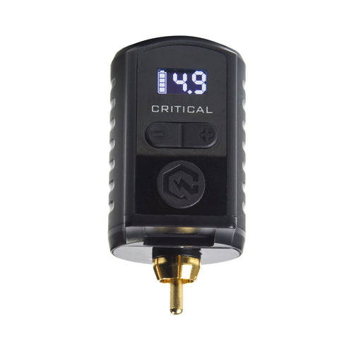 Critical Universal Battery - RCA Connection