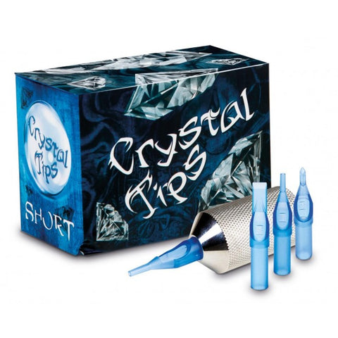 Crystal Disposable Tips - Box of 50