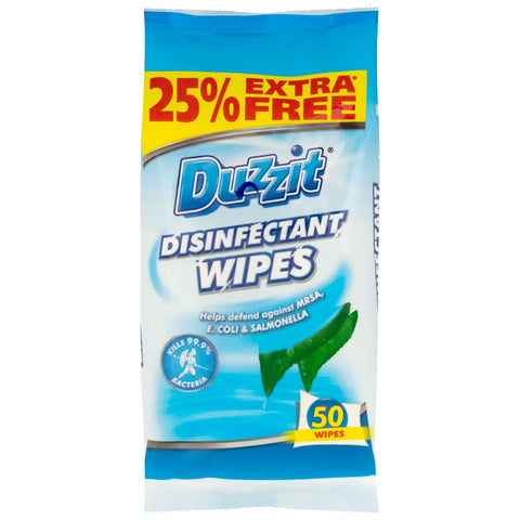 Disinfectant Wipes 50pk