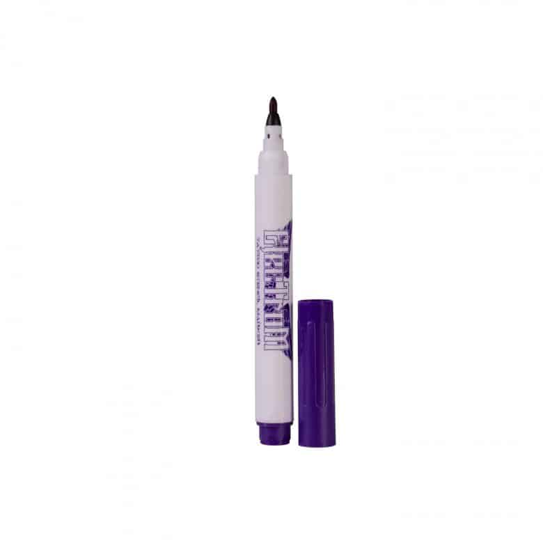 Electrum Disposable Skin Markers - Violet (alcohol resistant)