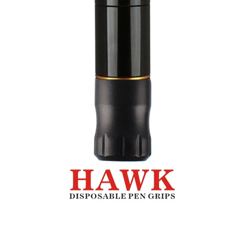 HAWK Disposable Pen Grips - Short 25mm