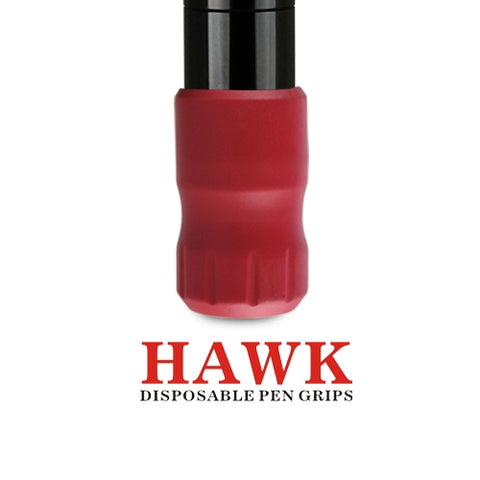 HAWK Disposable Pen Grips - Long 30mm