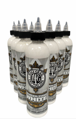 Holy Grail - Whiter Than White - Heavy Tattoo Ink