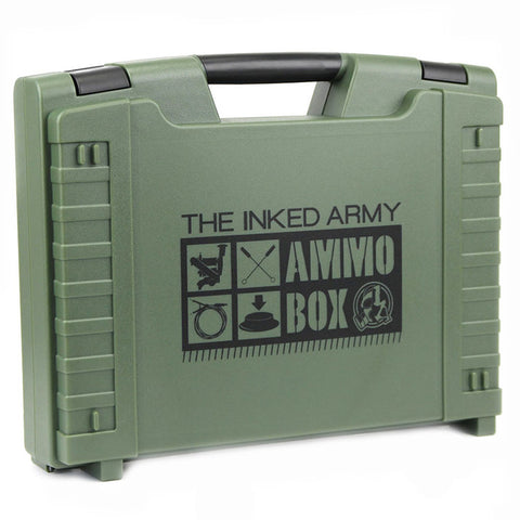 The Inked Army - Ammo Box - Suitcase - Cartridge