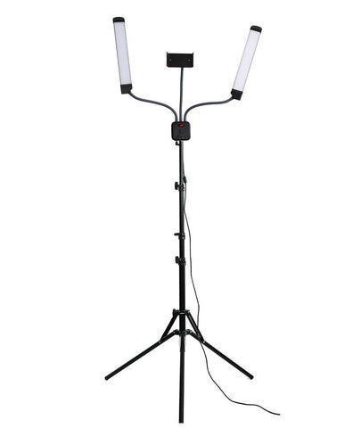 Brec Double Arm Studio LED lamp