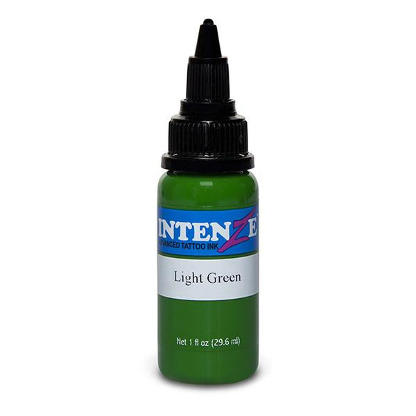 Intenze Ink - Light Green 1oz