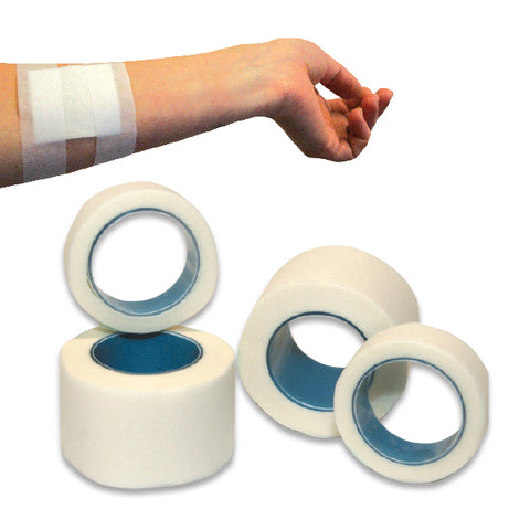 "Microporous Tape 1"" and 1/2"""