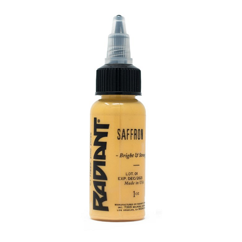 Radiant Ink Pastel Saffron 1oz