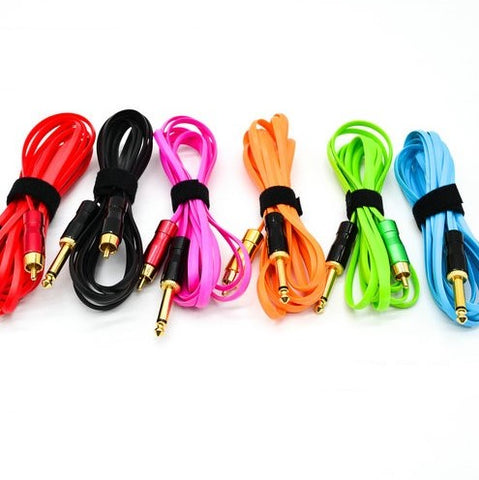 RCA Silicone Power Cords