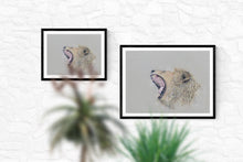"Load image into Gallery viewer, ""I too am Cecil"" - LIMITED EDITION Giclée print"