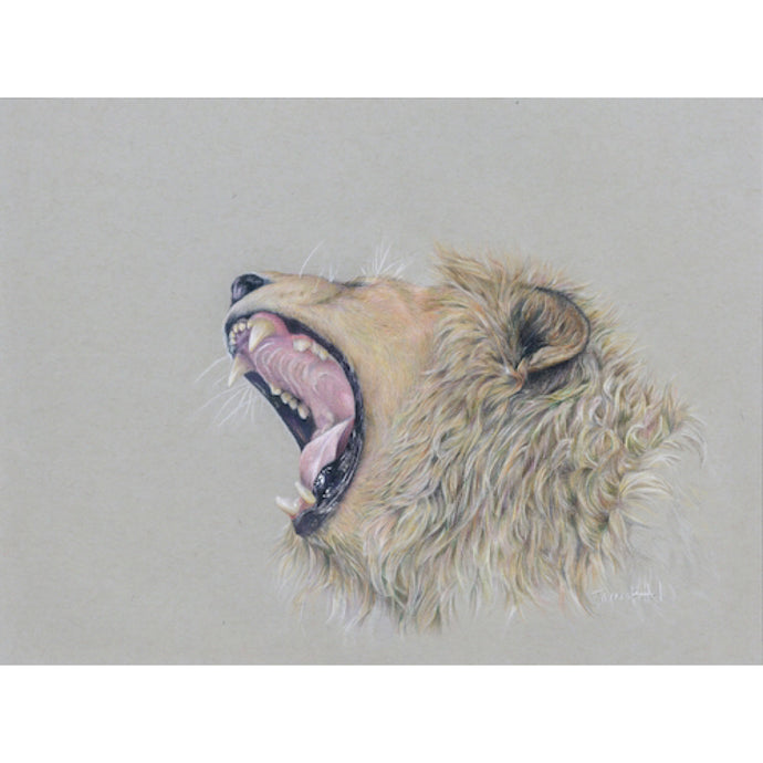"""I too am Cecil"" - LIMITED EDITION Giclée print"