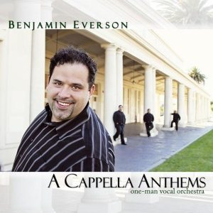 A Cappella Anthems CD