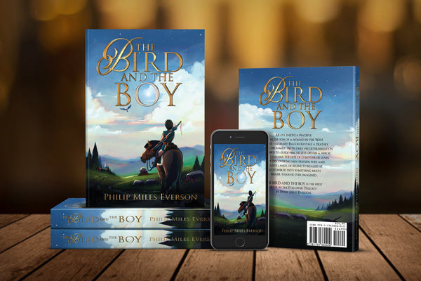 The Bird and the Boy - Autographed by the Author