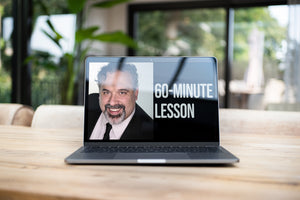 One-on-One Lesson - 60 Minutes