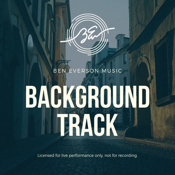And I'll Be There - Background Track
