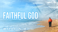 Faithful God | Solo and piano | from the album REST