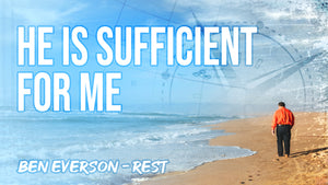 He Is Sufficient for Me | Solo with Piano | from the album REST
