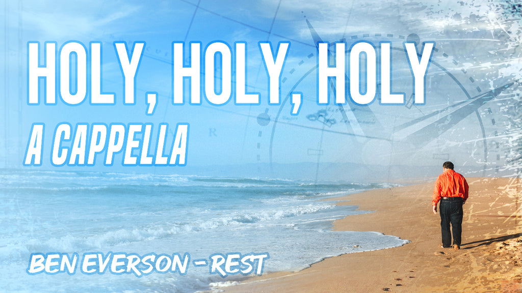Holy, Holy, Holy | A CAPPELLA STUDIO CHART | TTTBBB