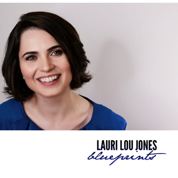 BLUEPRINTS - Lauri Lou Jones - EP