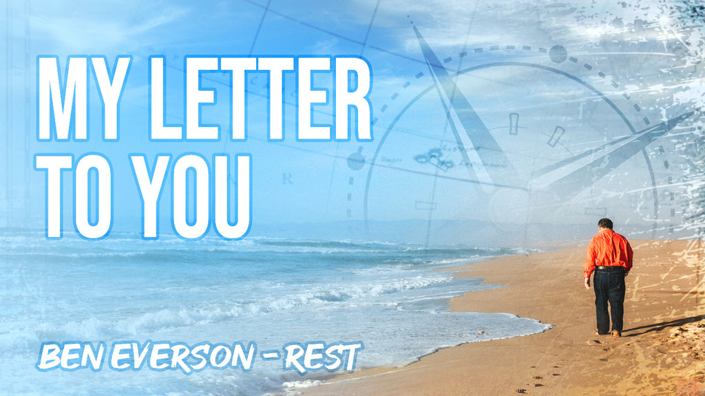 My Letter to You | Solo with Piano | from the album REST