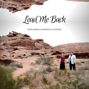 Lead Me Back CD