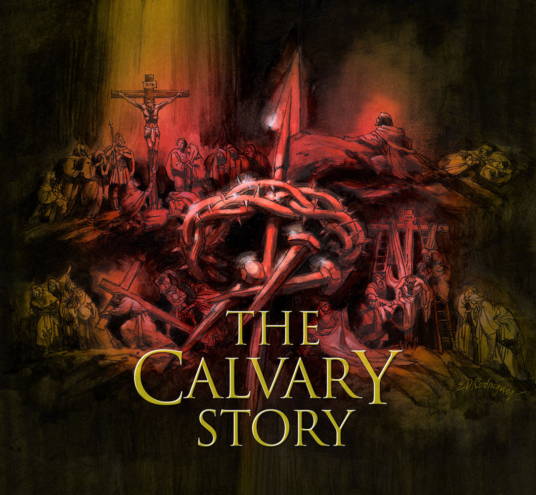 The Calvary Story - MP3 Album