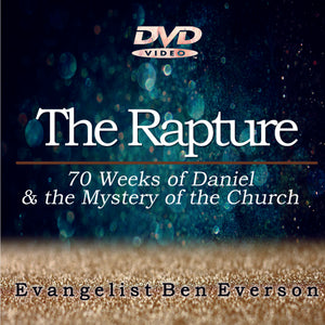 The Rapture DVD Message