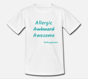 Allergic and Awesome Child's Tshirt