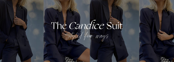 4 WAYS TO STYLE - THE CANDICE CO ORD
