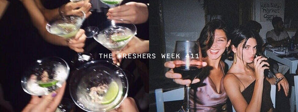 5 Things To Expect During Freshers Week