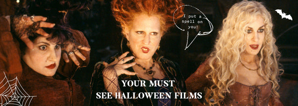 Our Top 5 Halloween Films You Must See