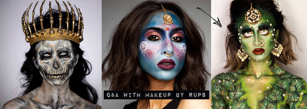 Get To Know MUA Rups
