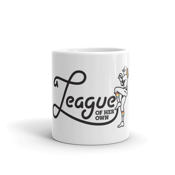 A League of Her Own Mug