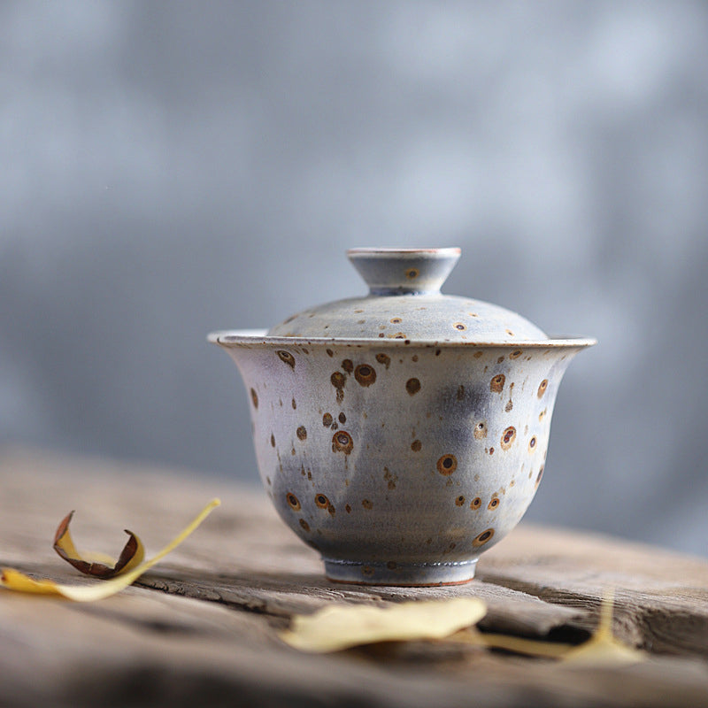 Jingdezhen Xilan hand-made ceramics tea cup