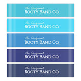 Blue Booty Bands (Resistance Bands) - Booty Band Co