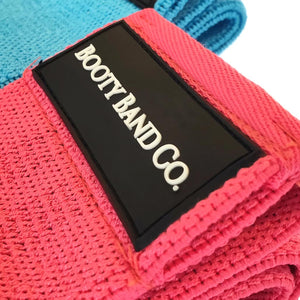 Hip Circle Booty Bands (Resistance Bands) - Booty Band Co