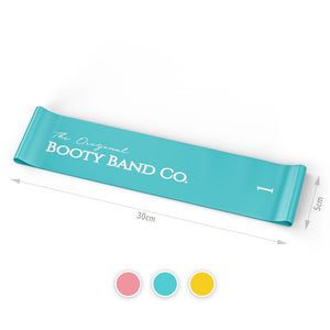 Loop Band (Lvl 1: 4.5-9kg) (Resistance Bands) - Booty Band Co