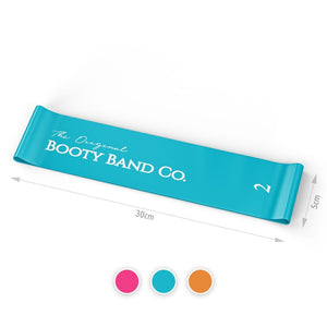 Loop Band (Lvl 2: 9-13.5kg) (Resistance Bands) - Booty Band Co