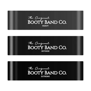 ULTRA Bands™ Booty Set (Extra Wide & Thick) (Resistance Bands) - Booty Band Co