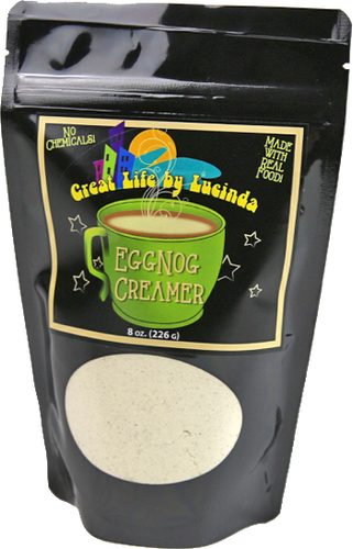 Eggnog Creamer | Great Life By Lucinda