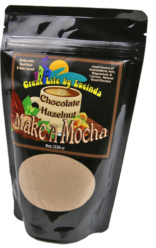 Make a Mocha Chocolate Hazelnut