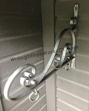 Wrought Iron Sign Bracket