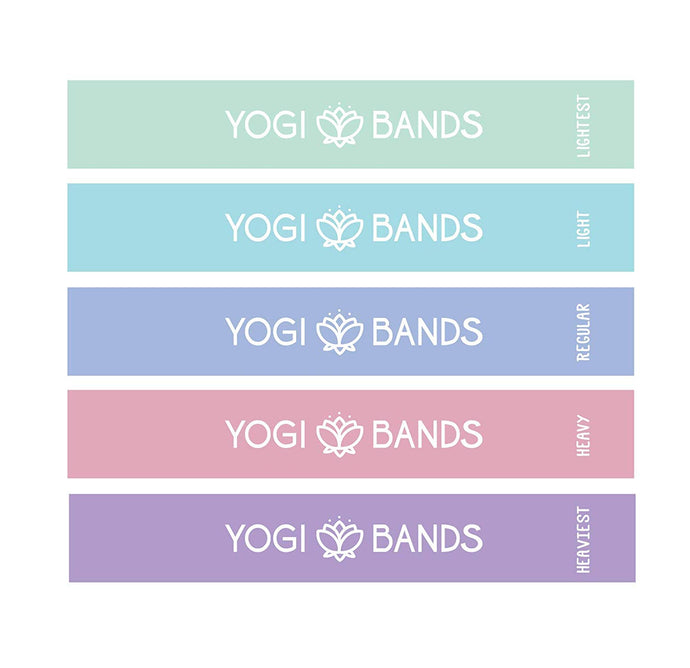 Yogi Resistance Bands by BraceWise
