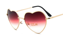 2019 Newest Fashion Heart Sunglasses