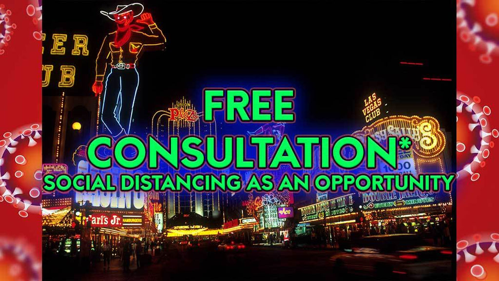 """FREE CONSULTATION"" to Prepare YOU for Today's Crises & Unpredictable Tomorrow!"
