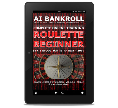 Roulette Beginner (Byte Evolution) Strategy 2019