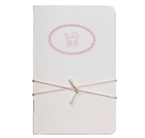 Pink Baby Notebook
