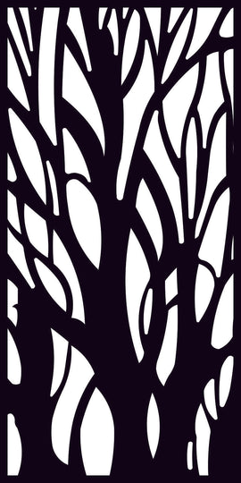 TREE DXF of PLASMA ROUTER LASER  Cut -CNC Vector DXF-CDR A188
